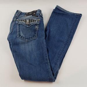 Miss me 27 boot cut jeans